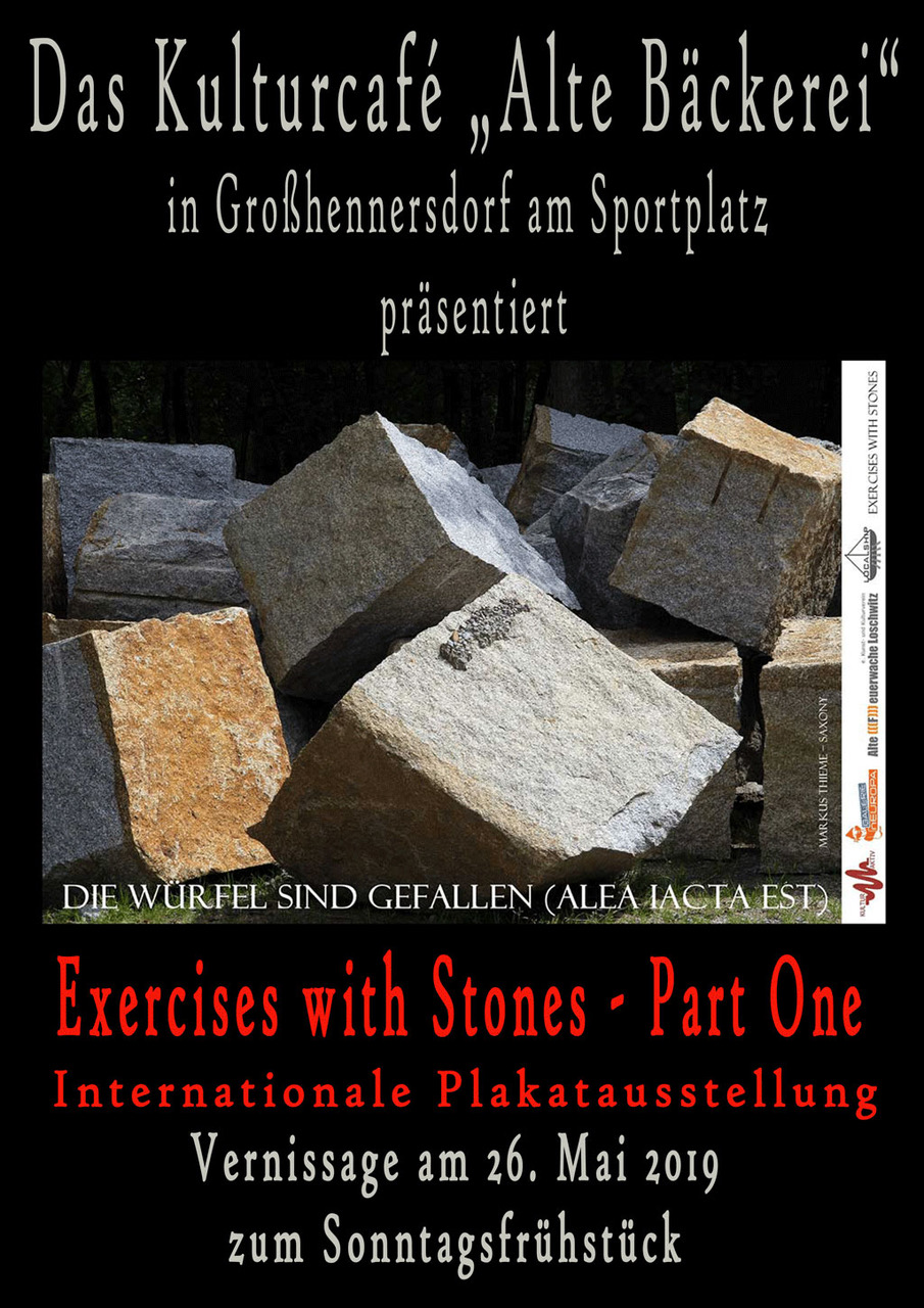 Exercises with Stones (Teil 1) - Großhennersdorf
