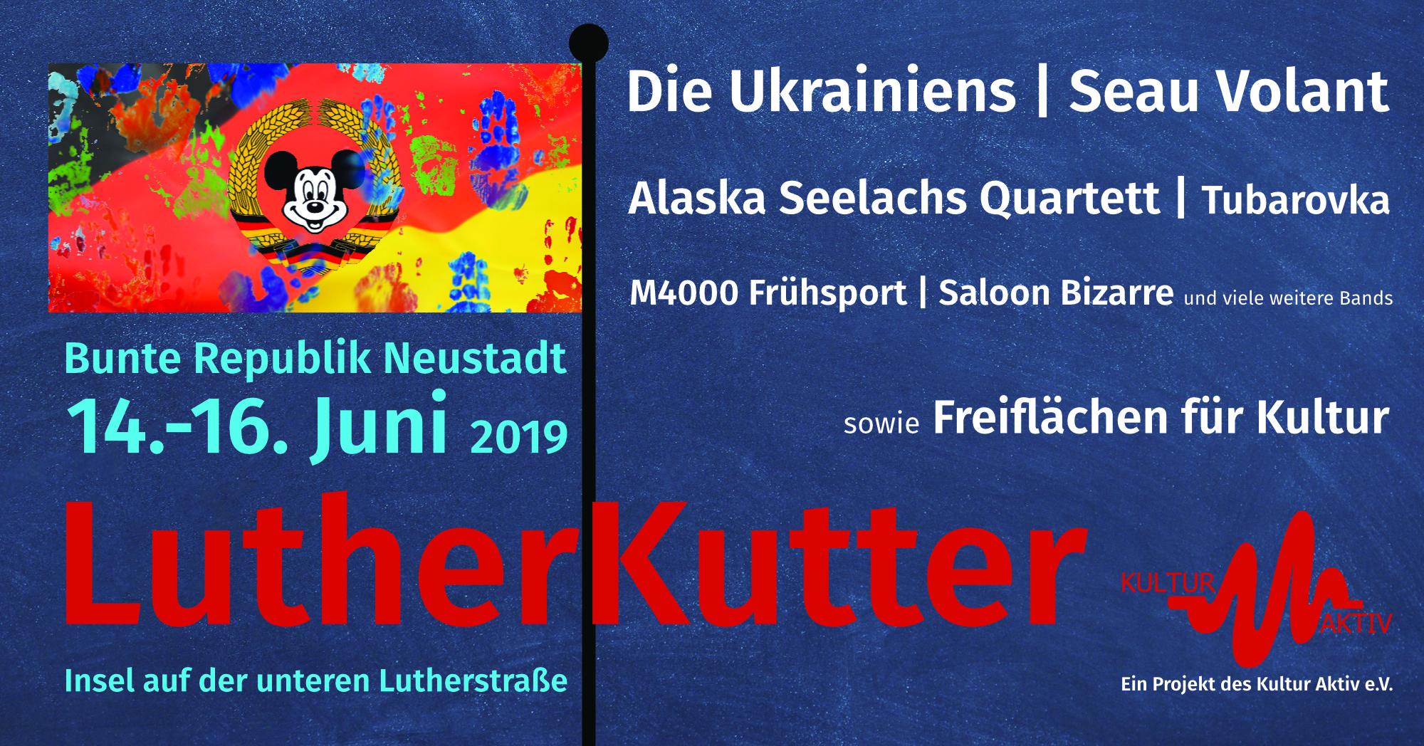 LutherKutter - der BRN Freitag