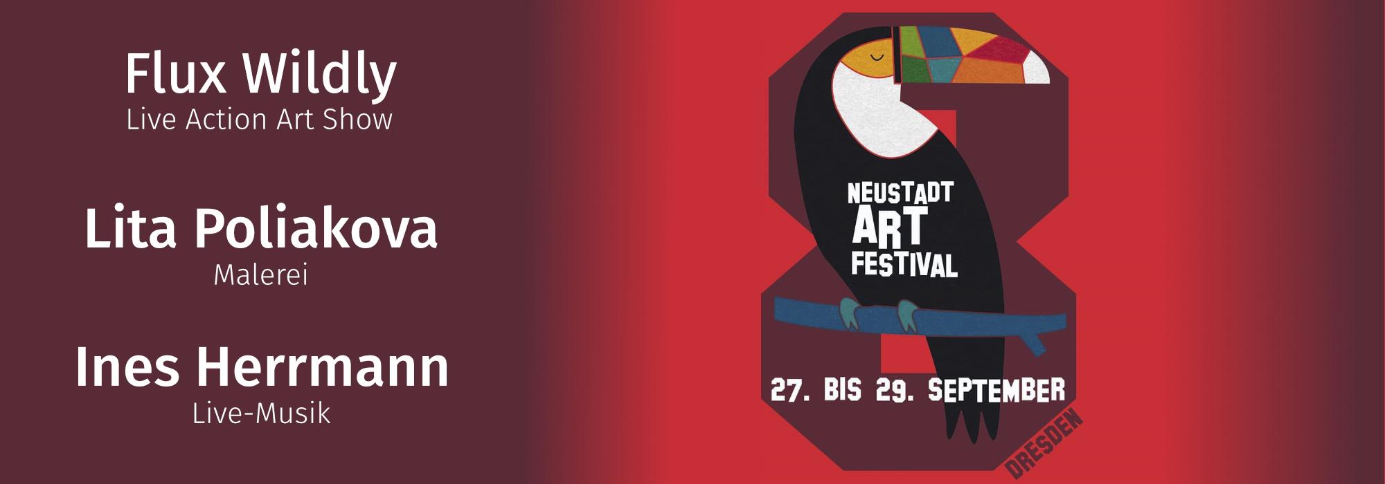 Neustadt Art Festival bei Kultur Aktiv