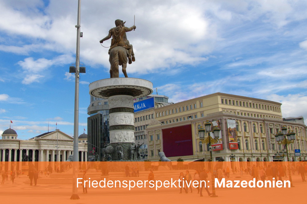 Peace perspectives: Macedonia
