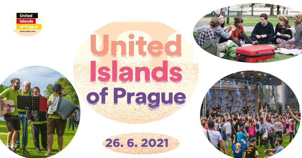 Eine deutsch-tschechische Insel: Festival United Islands of Prague