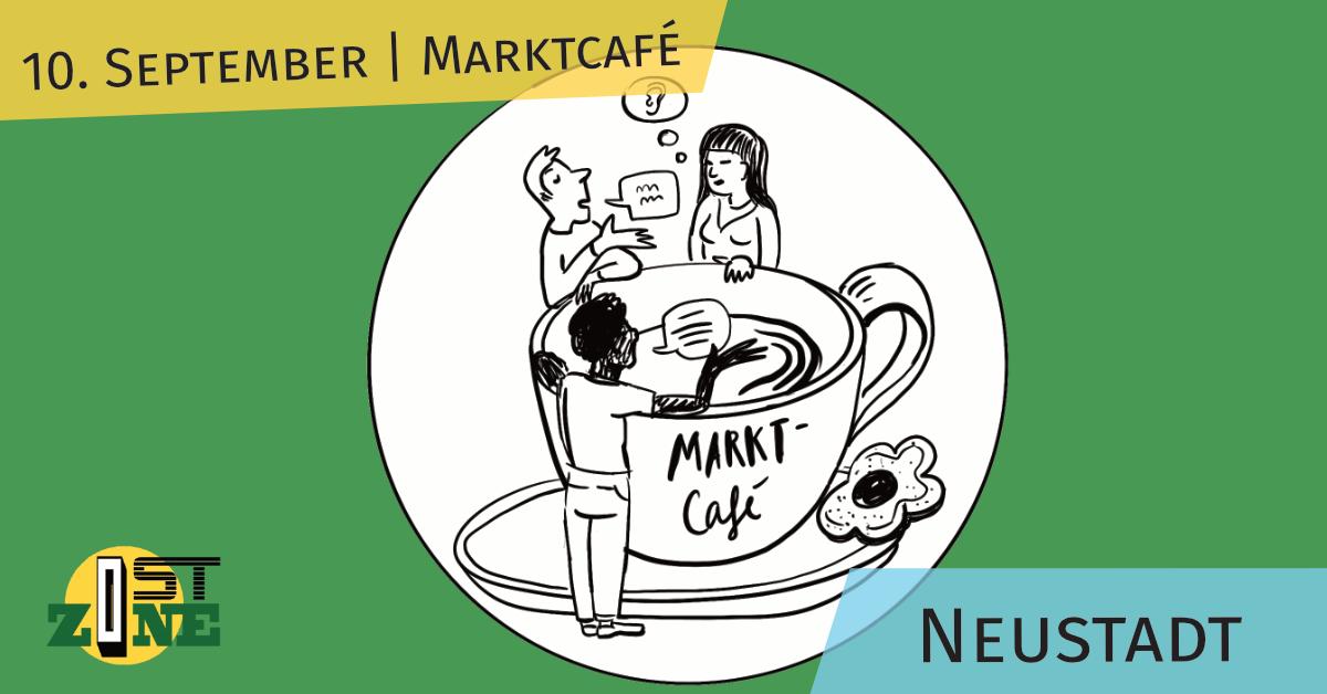 Marktcafé in der Neustadt