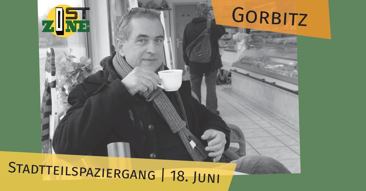 Stadtteilspaziergang in Gorbitz