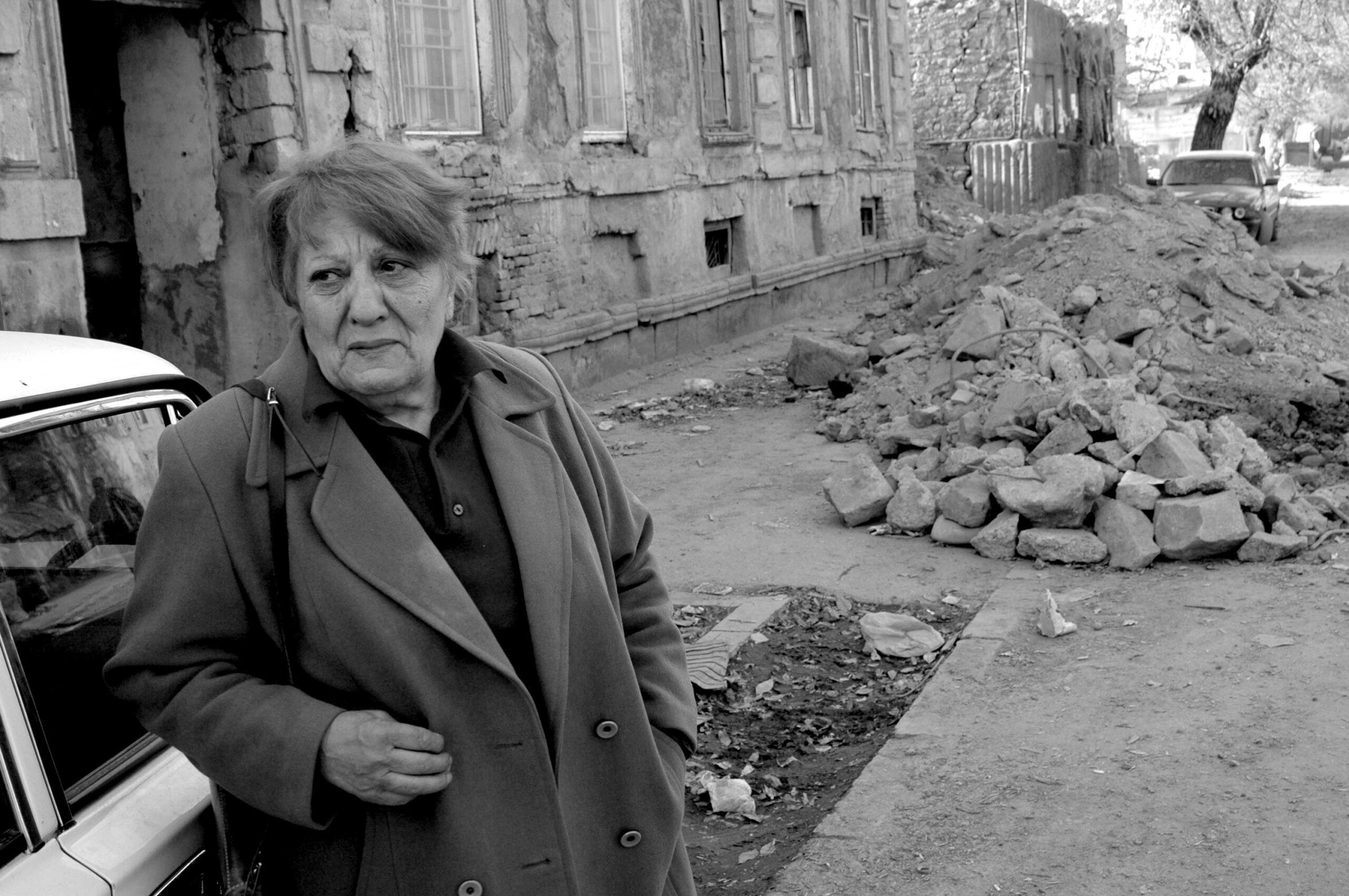 Hayk Bianjyan - Disappearing Memories